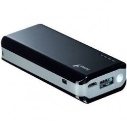 GENIUS - Power Bank ECO-u622 black 39800011101