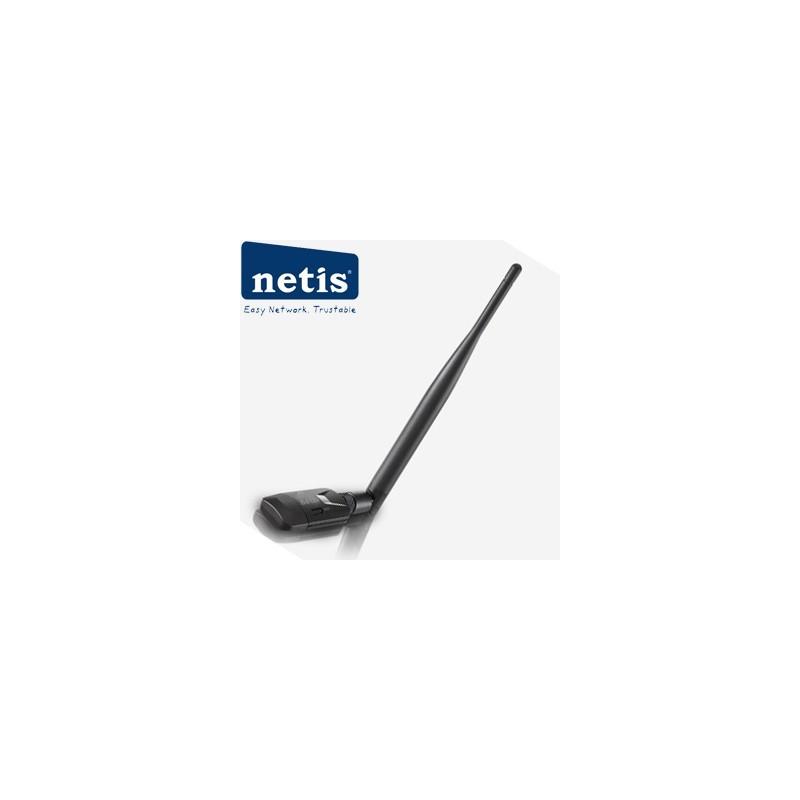 NETIS WF2119S Wifi USB adaptér, 150 Mbps, odnímate