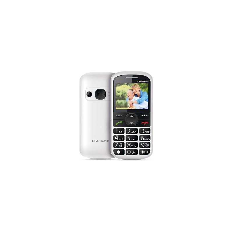 MYPHONE HALO11 Telefón pre seniorov biely TELMY1011WH