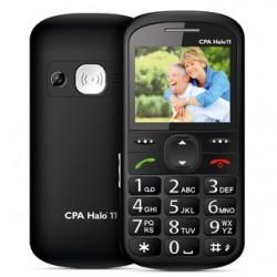 MYPHONE HALO11 Telefón pre seniorov čierny TELMY1011BK