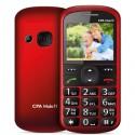 MYPHONE HALO11 Telefón pre seniorov červený TELMY1011RE