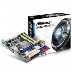 MB ASROCK G41C-GS r2.0 G41C-GS R2.0