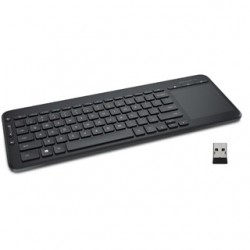 MICROSOFT All in One Media Keyboard SK/CZ N9Z-00020