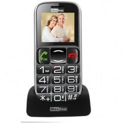 MAXCOM Telefón pre seniorov MM462BBCZA čierny