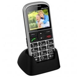 MYPHONE Telefón pre seniorov HALO 11 strieborný TELMY1011SI