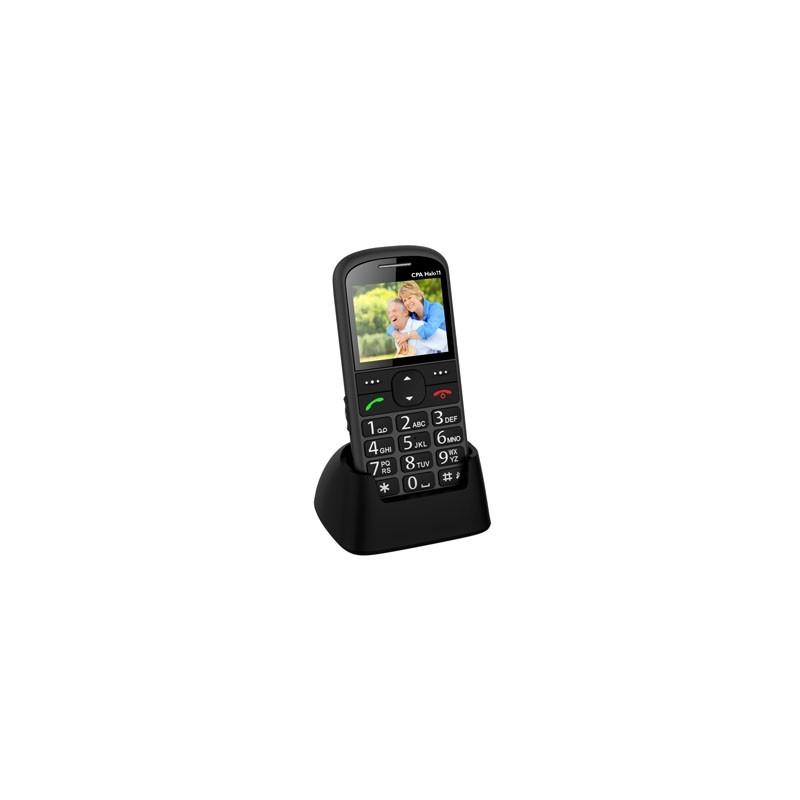 MYPHONE Telefón pre seniorov HALO 11 šedý TELMY1011GR