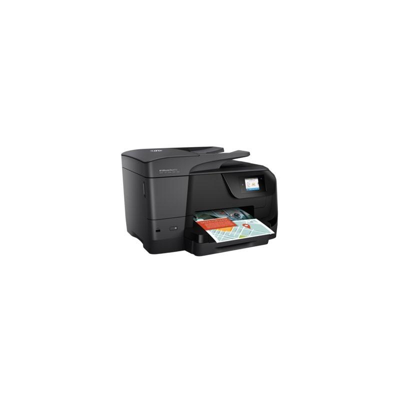 HP Tlačiareň OfficeJet Pro 8715 All-in-One J6X76A