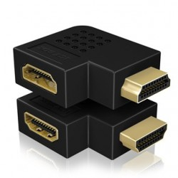 RAIDSONIC ICY BOX 2x Adaptér HDMI IB-CB009-2