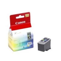 Atramentová náplň CANON CL-51C 0618B001 originálna