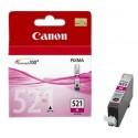 Atramentová náplň CANON CLI-521M magenta 2935B001 originálna