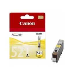 Atramentová náplň CANON CLI-521Y žltá 2936B001 originálna