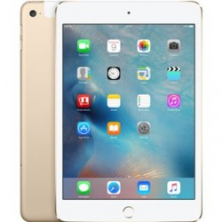 Apple iPad mini 4 128GB Cell/WiFi Gld MK782FD/A