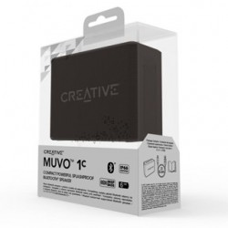 CREATIVE Bluetooth reproduktor MUVO 1C Black 51MF8251AA000