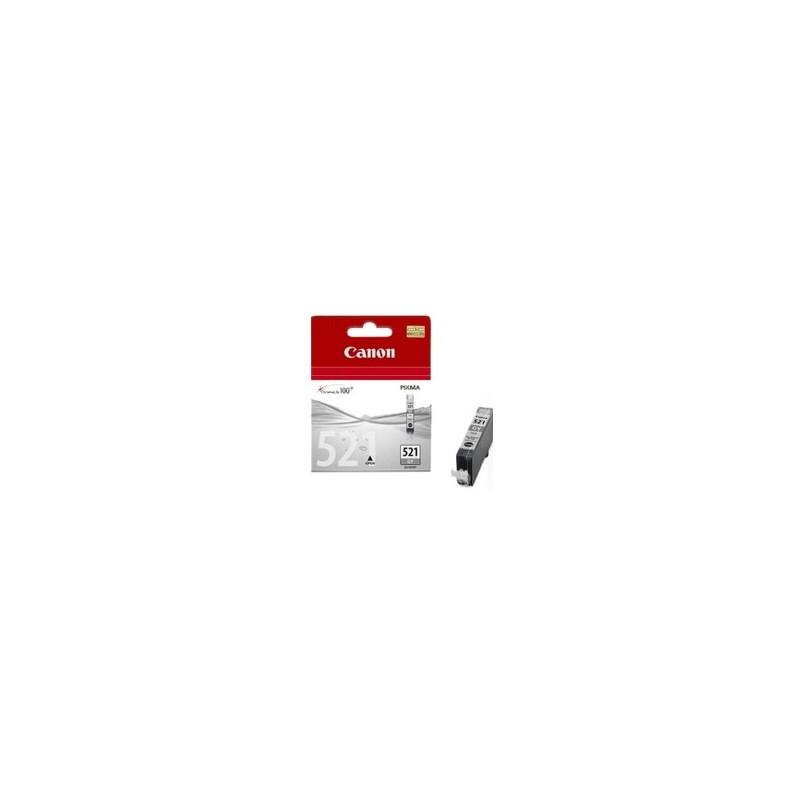 Atramentová náplň CANON CLI-521B black 2933B001 originál