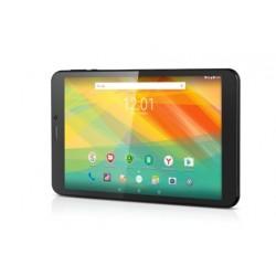 "Prestigio MultiPad 3418 8"" IPS 1280x800 LTE QuadCore 1/16GB WIFI BT GPS Phone 4200mAhCAM 2/5Mpx Android 6.0 Čierna PMT3418_4G_D"