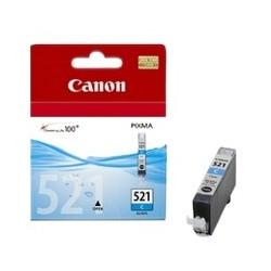 Atramentová náplň CANON CLI-521C modrá 2934B001 originál