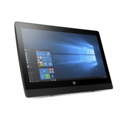 HP ProOne 400 G3 AiO 20 T, i5-7500T, Intel HD, 4 GB, 256 GB SSD, DVDRW, CR, W10Pro, WiFi a/b/g/n/ac + BT, 1y 2ZE68EA#BCM