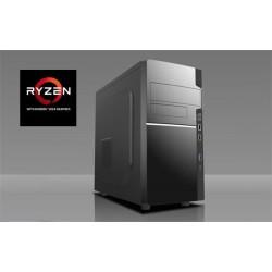 Prestigio Advanced Ryzen 3 2200 (3,7G) Vega 8 8GB 1TB DVDRW HDMI MYS+KLV W10 64bit PSAR3220D8S1TW10