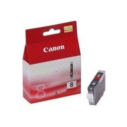 Cartridge CANON CLI-8R red 0626B001 originál