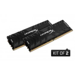 DDR 4 16 GB 3200MHz CL16 HyperX Predator Black Kingston XMP (2x8GB)...