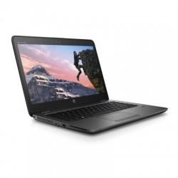 HP Zbook 14u G4, i7-7500U 14.0 FHD AMD Firepro W4190/2GB 16GB 512GB WPro10 1RQ70EA#BCM