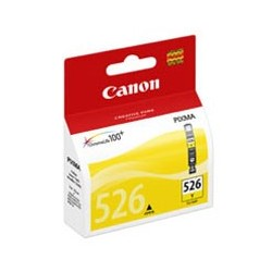 Atramentová náplň CANON CLI-526Y žltá  4543B001 originál