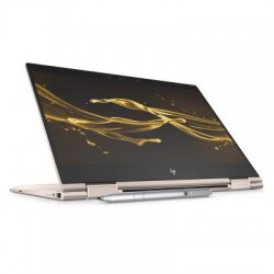 HP Spectre 13 x360-ae004nc, 13.3 FHD/Touch, i7-8550U, Intel HD, 16GG, 512GB PCIe, W10, 2y, Pale rose gold 2ZG59EA#BCM