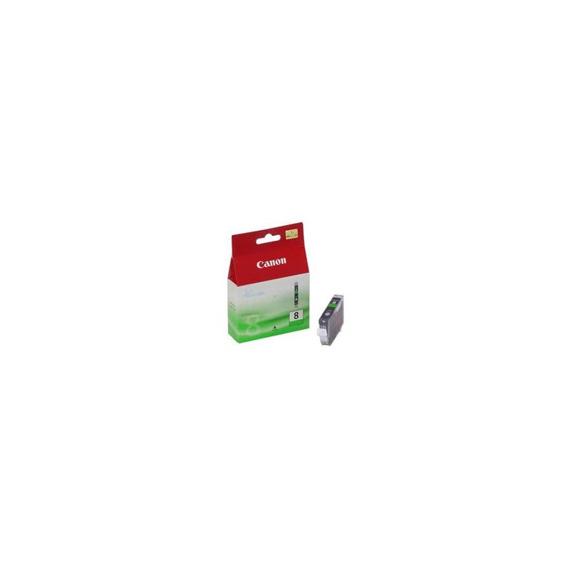 Cartridge CANON CLI-8G green 0627B001