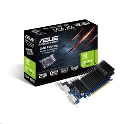 ASUS GeForce GT730-SL-2GD5-BRK 2GB/64-bit, GDDR5, DVI, HDMI,D-Sub + LP Bracket 90YV06N2-M0NA00