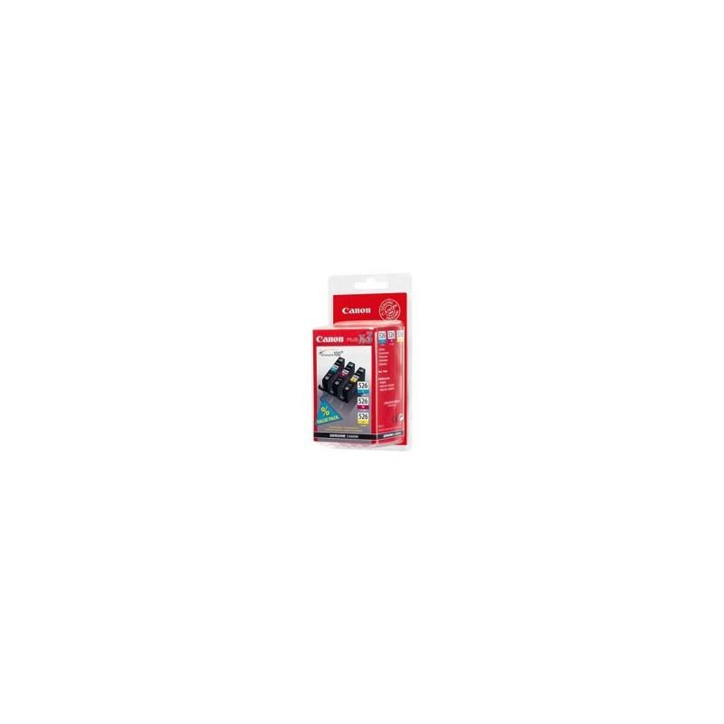 Cartridge CANON CLI-526 set C/M/Y 4541B009