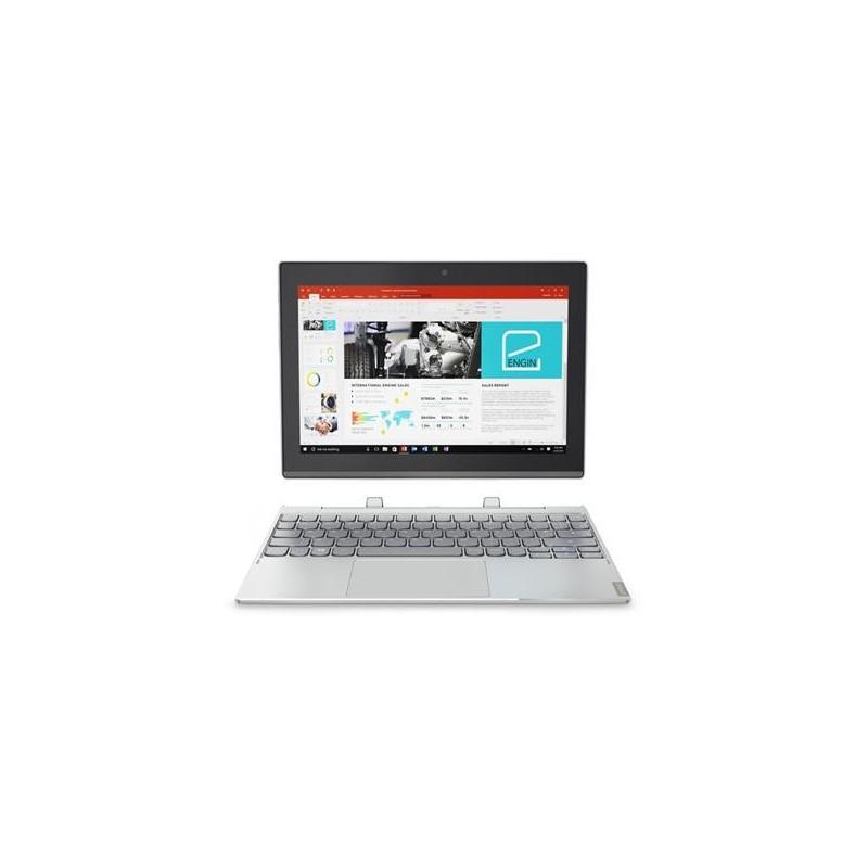"""Lenovo IP TABLET MIIX 320-10 Z8350 1.92GHz 10.1"""" FHD IPS Touch 4GB 128GB 4G/LTE WL BT CAM W10 strieborny 2yMI 80XF001VCK"""