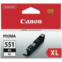 Cartridge CANON CLI-551BK XL back 6443B001