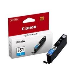 Cartridge CANON CLI-551C cyan 6509B001