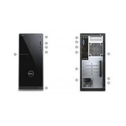 DELL Inspiron 3668/i5-7400U/8GB/1TB/Nvidia 1050 2GB/DVD-RW/klávesnice+myš/Win 10 64-bit D-3668-N2-512S