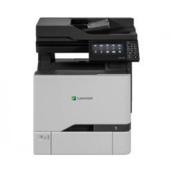 Lexmark CX727de color laser MFP, 47/47ppm, síť, duplex, dotykový LCD, RADF, fax 40CC554