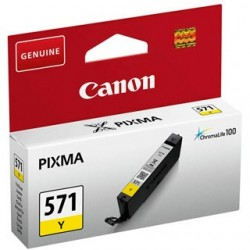 Cartridge CANON CLI-571Y yellow 0388C001