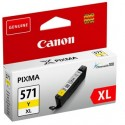 Cartridge CANON CLI-571Y XL yellow 0334C001