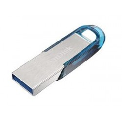SanDisk Ultra Flair™ USB 3.0 64 GB tropická modrá SDCZ73-064G-G46B