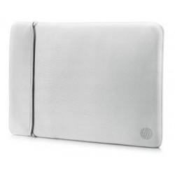 "HP 15,6"" Pouzdro Reversible Sleeve - černá/stříbrná 2UF61AA#ABB"