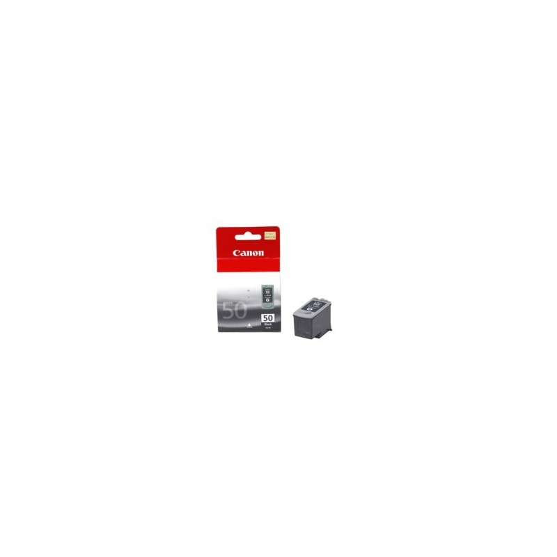 Cartridge CANON PG-50 black 0616B001