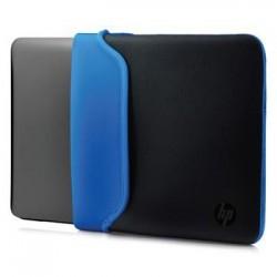"HP 14"" Pouzdro Neoprene Sleeve černá/modrá V5C27AA#ABB"