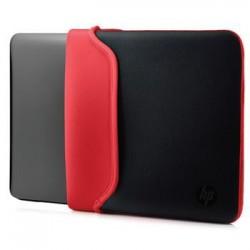 """HP 14"""" Pouzdro Neoprene Sleeve černá/červená V5C26AA#ABB"""
