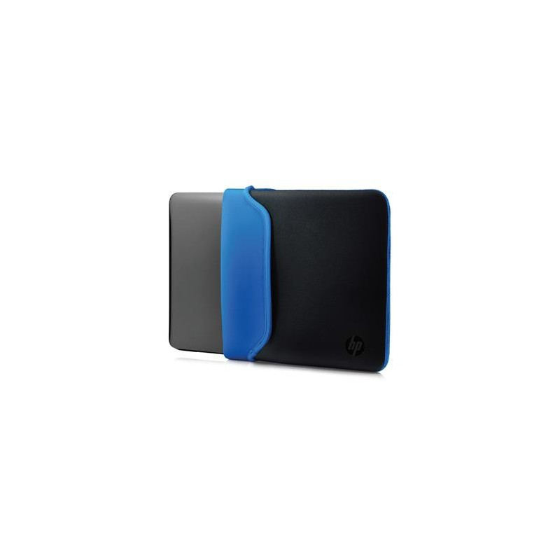 "HP 15,6"" Pouzdro Neoprene Sleeve černá/modrá V5C31AA#ABB"