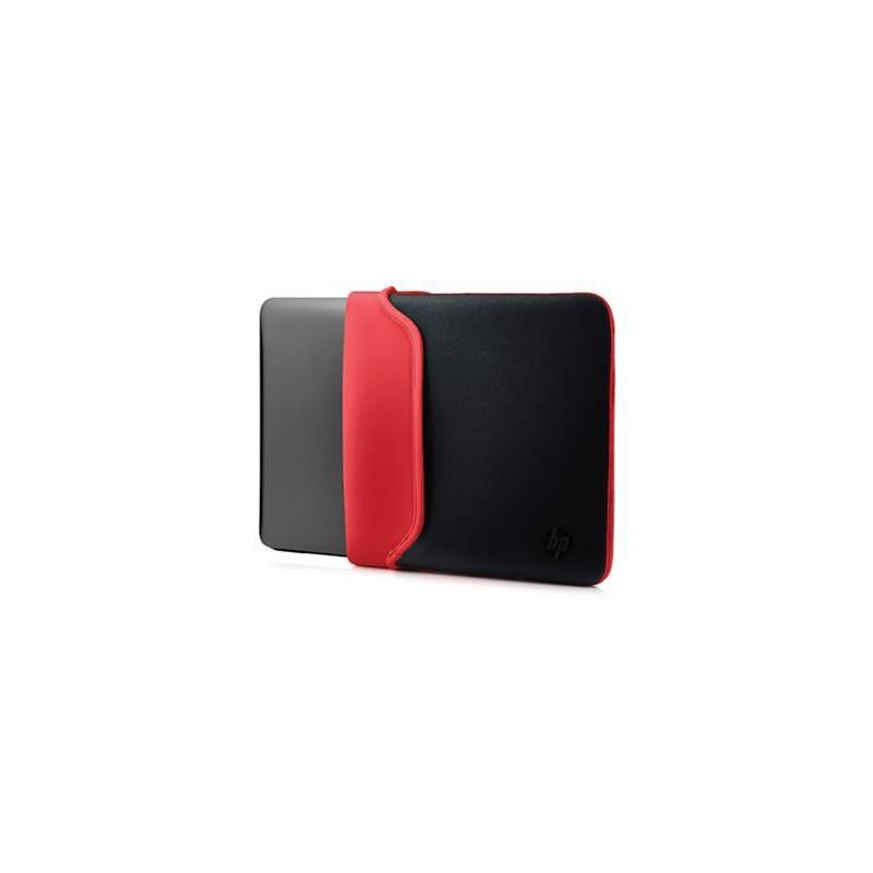 """HP 13,3"""" Pouzdro Neoprene Sleeve černá/červená V5C24AA#ABB"""
