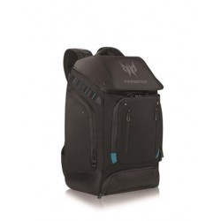 ACER PREDATOR GAMING UTILITY BACKPACK BLACK WITH TEAL BLUE NP.BAG1A.288