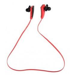 EVOLVEO SportLife QH5, Bluetooth stereo sluchátka s mikrofonem, červené SL-QH5-RED