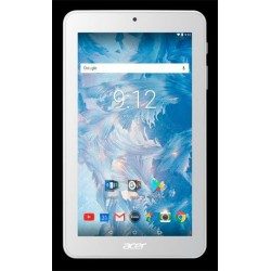 "Acer Iconia Tab 7 (B1-7A0-K9Q6) MTK MT8167 Cortex A53/7"" 1024x600 Touch IPS/1GB/eMMC 16GB/GPS/Android 6.0/BT/White NT.LEKEE.002"