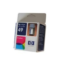 HP Cartridge 51649A 6xx COLOR 49