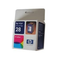 HP Cartridge C8728A 3420 COLOR 28 C8728A originál