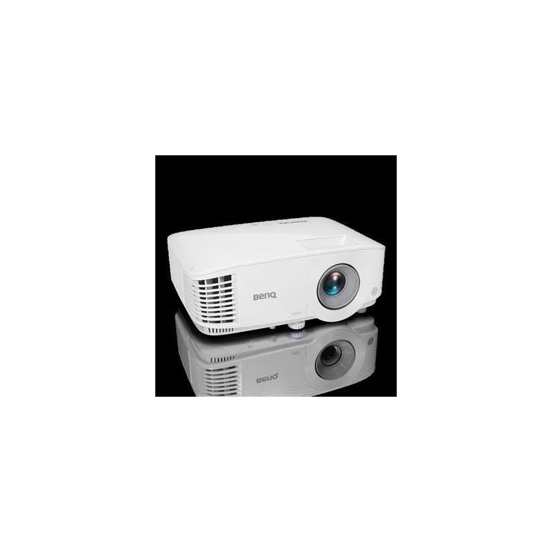 BenQ DLP Projektor MX611 3D/1024x768 XGA/4000ANSI lm/20000:1/2xHDMI/1x2W repro 9H.J3D77.13E